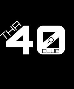 Tha 40 Club Merchandise